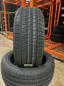 4 New 225 55r17 Kenda Vezda A S Kr205 Grand Touring Tire 225 55 17 2255517 R17