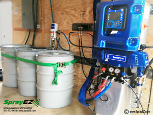 On Sale While Supplies Last Graco E 30 Spray Foam Rig Package