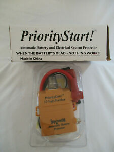 New Prioritystart 12 Volt Promax Battery And Electrical System Protector