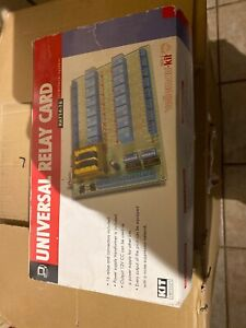 Velleman Universal Relay Card Kit K6714 8 Relay Board New