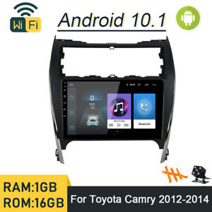 Android 10 1 Car Dvd Player Radio Stereo Gps Navi Wifi For Toyota Camry 2012 14