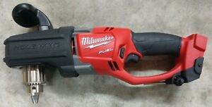 Milwaukee M18 Fuel 1 2 Hole Hawg Right Angle Drill Kit Model 2707 20