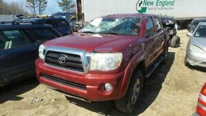 Rear Bumper Chrome With Tow Package Fits 05 15 Tacoma 613153