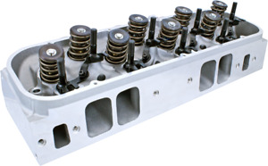 Afr 3001 Bbc 325cc Rectangle Enforcer As Cast Chevy Cylinder Head 122cc Chamber