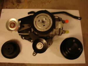 68 69 Ford Mustang 289 302 J Code A c Set Up