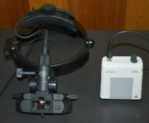 Heine Omega 180 Indirect Ophthalmoscope With En 50 Power Supply