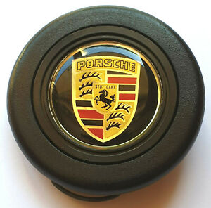 Replacement Horn Button Fits Porsche Sports Steering Wheel Made In Italy