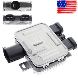 Electric Cooling Fan Relay Radiator Control Module For Volvo S60 S80 V70 Xc70