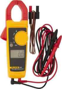 Fluke 323 Cat Iv Cat Iii Digital True Rms Clamp Meter With 1 18 Clamp On