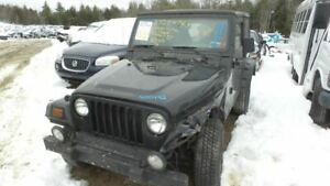 Manual Transmission 4 0l Lhd Fits 00 04 Wrangler 615835