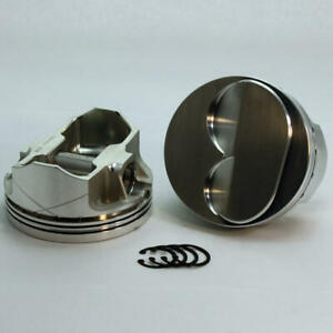 Dss Piston Set 1 3118 4165 4 165 Bore 6cc Dome For Ford 302 Stroker Overbored