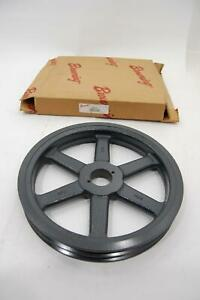 Browning 2bk120h Cast Iron Double Groove Pulley Sheave 11 75 375
