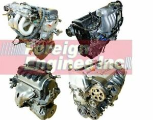 1997 Honda Prelude 2 2l H22a Replacement Engine For Vtec H22a4