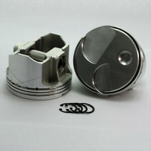 Dss Engine Piston Set 3 3975 4060 4 060 Bore 7 5cc Dome For 1969 74 Ford 400m