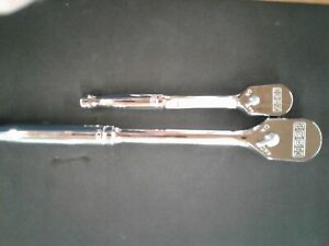New Icon R2s R3s Low Profile 90 Tooth 3 8 1 2 Drive Ratchet Tools New