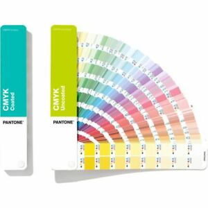 Pantone Cmyk Guides Coated Uncoated Gp5101a