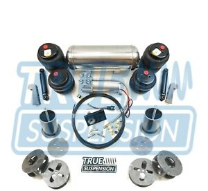 Fits 1965 1974 Ford Galaxie Car Air Ride Suspension Lowering System Kit