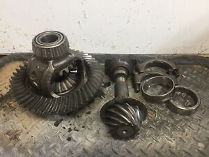 1991 Dodge W250 Dana 44 3 92 47 12 Front Differential Axle Carrier Ring Pinion
