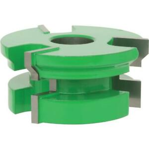 Grizzly C2123 Shaper Cutter 1 V paneling Cutter Set 3 4 Bore