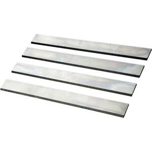 Grizzly H7271 12 X 1 3 16 X 1 8 Hss Jointer Knives Set Of 4