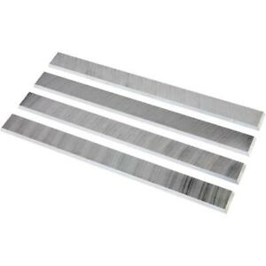 Grizzly H9246 12 X 1 1 8 X 1 8 Hss Jointer Knives For G0609 Set Of 4