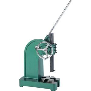 Grizzly T1186 5 ton Ratcheting Arbor Press
