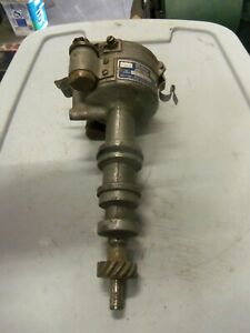 Ford Fe Mallory Dual Point Distributor Yc 343 G Used