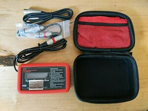 10 Day Rental Mazda Rotary Compression Tester Rctv5 2 Rx7 Rx8 10a 12a
