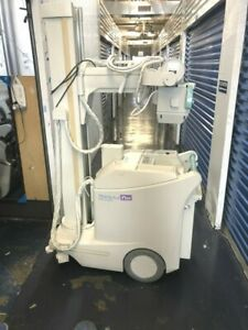 Shimadzu Mobileart Plus Portable X ray System