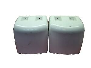 Bunn Ultra And Cds Auger Motor Cover White 27231 0000 Set Of Two