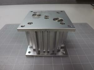 SMC MGF40TF-50 Compact Guide Cylinder T49521 $350.00