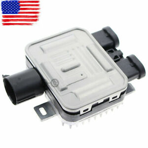 Cooling Fan Relay Radiator Control Module For Volvo S60 Xc70 2 0l 2 5l 3 0l