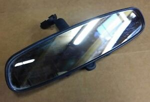 Lighted Rear View Mirror Map Lights Ford Mustang Convertible 99 04