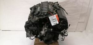 2006 2010 Bmw 650i Engine Assembly 4 8l Automatic Transmission 11000396192 Oem