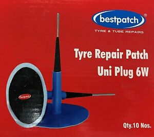Bestpatch Uniplug 1 8 Plug Patch Combo For Tire Repairs 10 Box