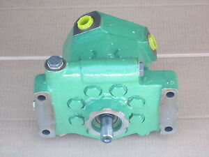 Hydraulic Pump For John Deere Jd 1020 1040 1120 1130 1140 1350 1520 1530 1550
