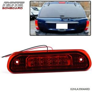 For 1999 2001 2002 2003 2004 Jeep Grand Cherokee Led Third 3rd Brake Light Lamp