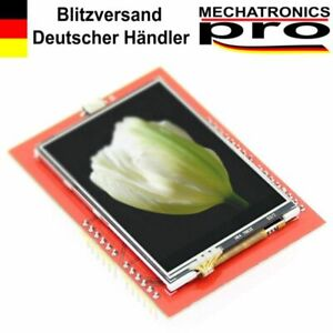 2 4 Zoll Touchscreen Display F r Arduino Uno Lcd Modul Tft Touch Shield