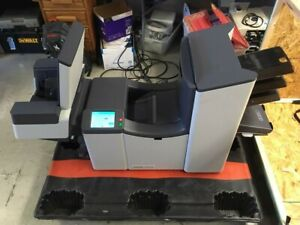 Hasler M5500 Inserter Neopost Ds75 Folder inserter Used Great Condition