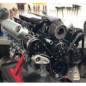 Chevy Ls3 427ci 650hp Crate Engine