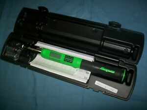 New Snap On 3 8 Drive 5 100 Ft Lb Techangle Torque Wrench Atech2f100gb 2019