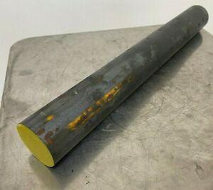 1 1 2 Diameter 1018 Hot Rolled Steel Round Bar Stock X 12 Length