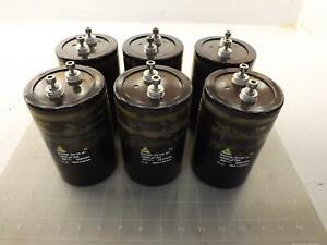 Lot Of 4 Epcos B43465 s4129 m1 Capacitors T47160