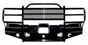 Tough Country Front Winch Mount Bumper For 2010 2018 2500 3500 Dodge Ram