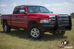 Tough Country Traditional Front Bumper For 1996 2002 2500 3500 Dodge Ram