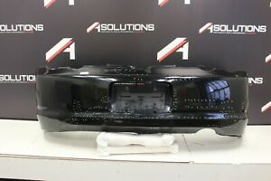 2002 2004 Acura Rsx Type S K20a2 Oem Factory Rear Bumper Cover Assy Black