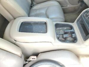 Console Front Floor Fits 03 06 Suburban 1500 6417