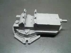 Deckel Precision Milling Vise 4 Inch With Swivel Base