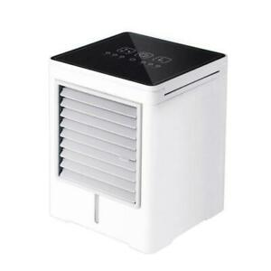 Mini Air Conditioner Water Cooling Fan Touch Screen Timing Artic Cooler Humidifi