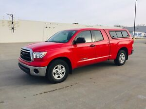 2011 Toyota 4x4 Tundra Are A R E Cap Camper Shell Contractor Windoors Side Door